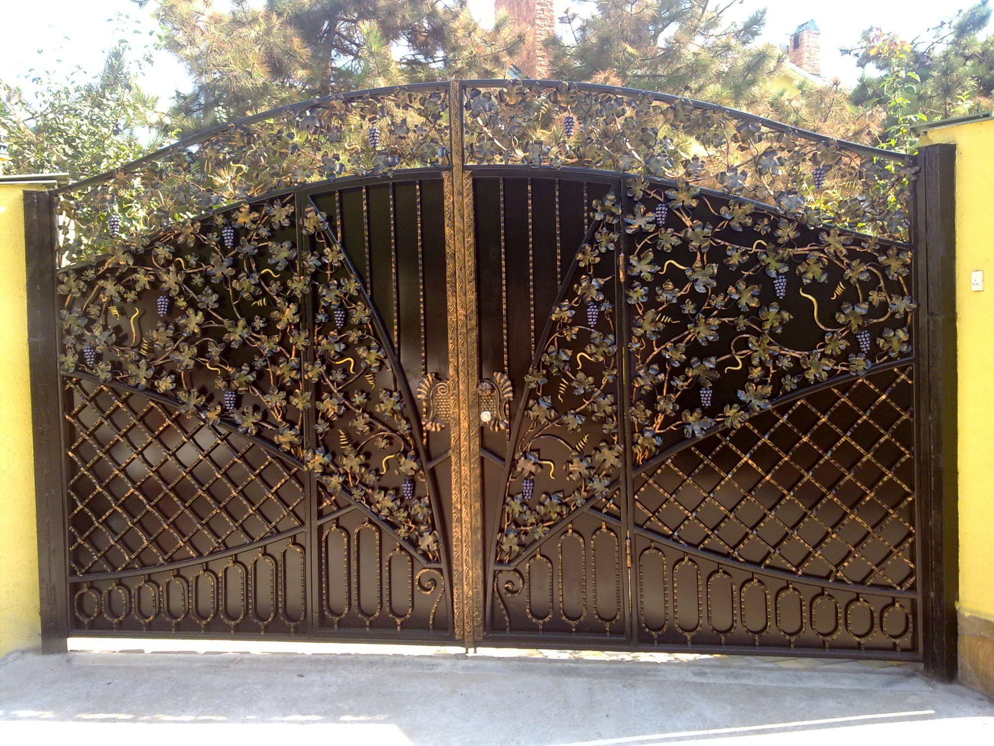 Ворота калитки мастерская металлических производим и устанавливаем ворота автоматические в г екатеринбурге